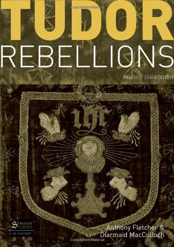 9781405874328: Tudor Rebellions: Revised 5th Edition (Seminar Studies In History)