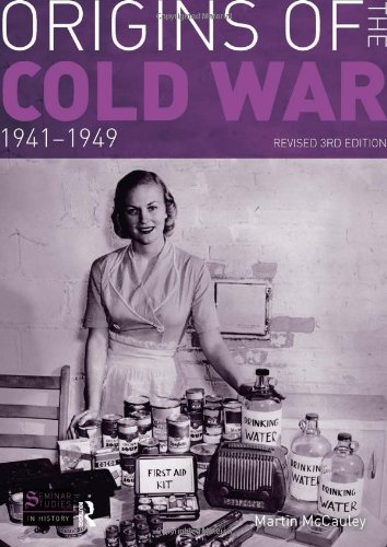 9781405874335: Origins of the Cold War 1941-49: Revised 3rd Edition (Seminar Studies)