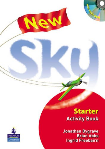 9781405874625: New Sky Activity Book Starter for pack