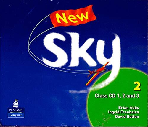 9781405874663: New Sky: Class CD Level 2