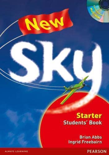 9781405874809: New Sky Student's Book Starter Level