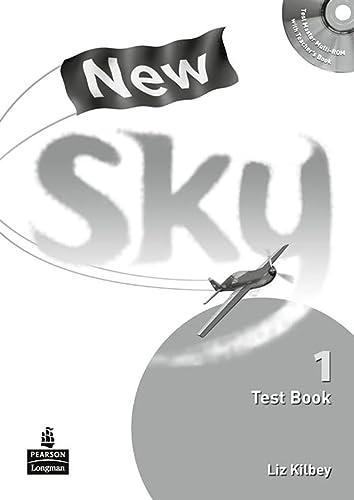 New Sky Test Book 1 (Paperback): Liz Kilbey