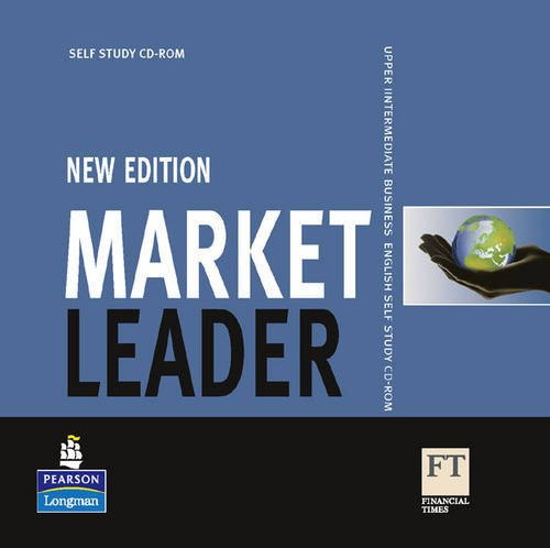 9781405875134: Market Leader Upper Intermediate New Edition Multi-Rom for Pack
