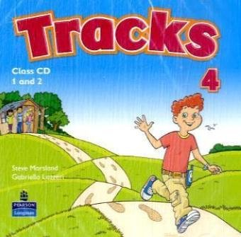 9781405875714: Tracks (Global) 4 Class CD