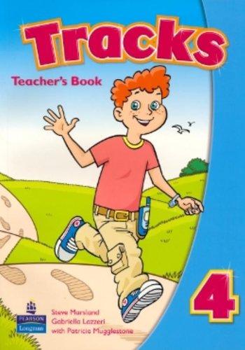 9781405875752: Tracks (Global): Teacher's Book Level 4