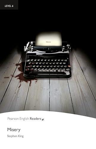 9781405876650: Penguin Readers 6: Misery Pack