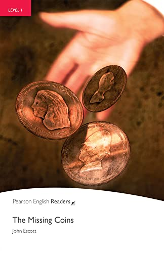 9781405876681: The Missing Coins (Penguin Readers, Level 1) (Pearson English Graded Readers)
