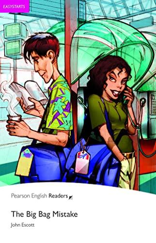 9781405876704: Big Bag Mistake, The, EasyStart, Penguin Readers (2nd Edition) (Penguin Readers Easystarts)