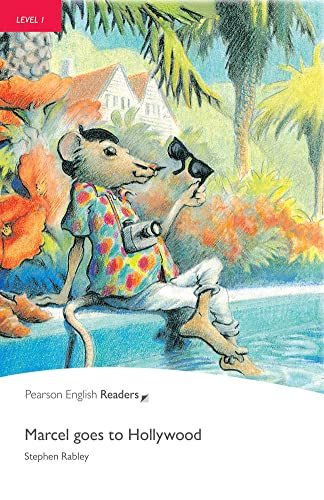 Marcel Goes to Hollywood: Level 1 (Penguin Readers (Graded Readers)) (1405876743) by Rabley, Stephen