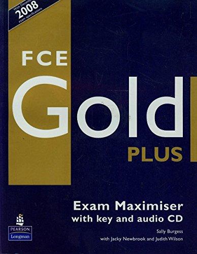 9781405876797: FCE Gold Plus Max CD key pk.