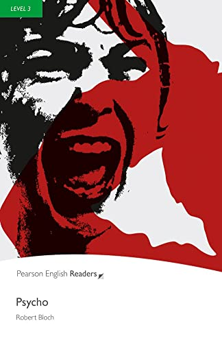 9781405876896: Psycho: Level 3 (Pearson English Graded Readers)
