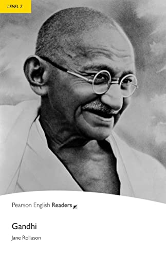 9781405876933: Level 2: Gandhi (Pearson English Graded Readers)