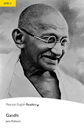 9781405876933: Gandhi, Level 2, Penguin Readers (2nd Edition) (Penguin Readers: Level 2)