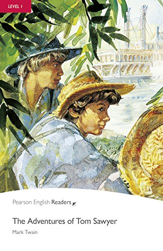 9781405878005: Penguin Readers 1: Adventures of Tom Sawyer, The Book & CD Pack: Level 1 (Pearson English Graded Readers) - 9781405878005
