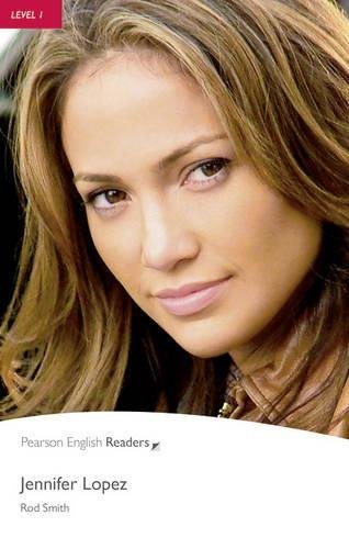 9781405878074: Peguin Readers 1:Jennifer Lopez Book & CD Pack: Level 1 (Penguin Readers (Graded Readers))