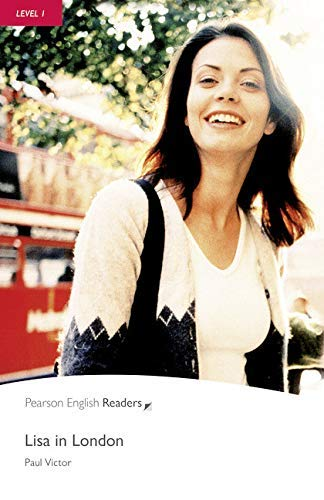9781405878098: Level 1: Lisa In London Book and CD Pack (Pearson English Graded Readers)