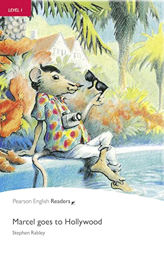 9781405878104: Penguin Readers 1: Marcel goes to Hollywood Book & CD Pack: Level 1 (Pearson English Graded Readers) - 9781405878104