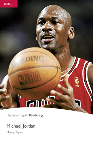 9781405878128: Level 1: Michael Jordan Book and CD Pack (Pearson English Readers, Level 2)