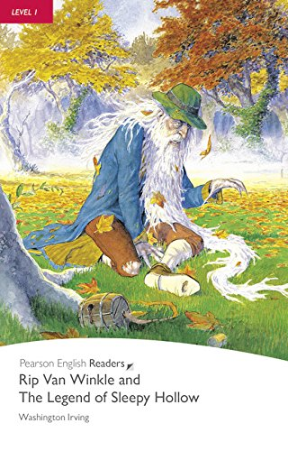 9781405878180: Rip Van Winkle and the Legend of Sleepy Hollow, Level 1, Pearson English Reader Book with Audio CD (2nd Edition) (Pearson English Readers, Level 1)