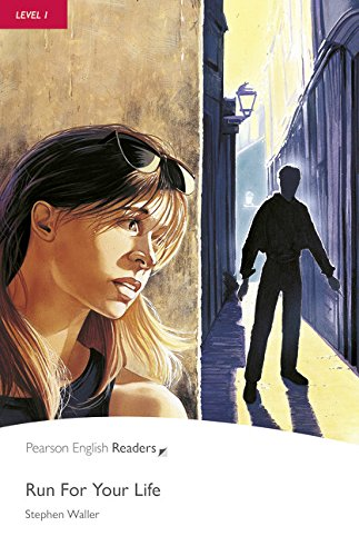 9781405878197: Penguin Readers 1: Run for your life Book & CD Pack: Level 1 (Pearson English Graded Readers) - 9781405878197