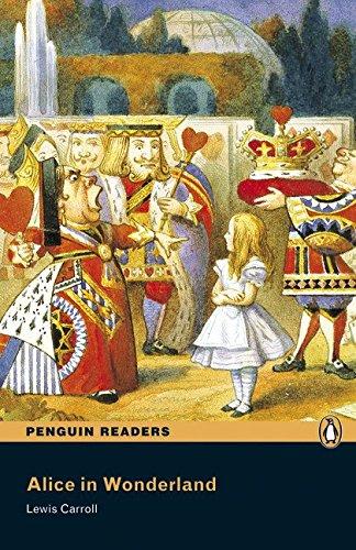 "9781405878234: ""Alice in Wonderland"": Level 2 (Penguin Readers (Graded Readers))"