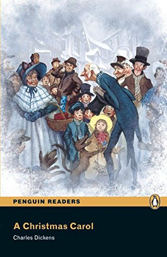9781405878326: Peguin Readers 2: Christmas Carol, A Book & CD Pack: Level 2 (Penguin Readers (Graded Readers)) - 9781405878326