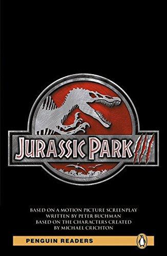 PLPR2:Jurassic Park III Bk/CD Pack: Level 2: Ciencin, Scott