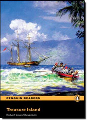 Treasure Island w/CD: Penguin Readers Audio CD: L. Stevenson, Robert: