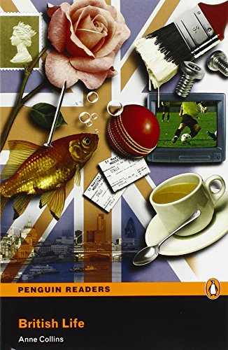9781405878913: Peguin Readers 3:British Life Book & CD Pack: Level 3 (Penguin Readers (Graded Readers)) - 9781405878913
