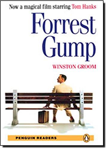 9781405879033: Forrest Gump. Con CD Audio: Level 3 (Penguin Readers (Graded Readers))