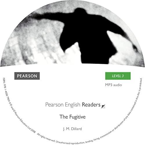 9781405879040: The Fugitive: Level 3, RLA (Penguin Longman Penguin Readers)
