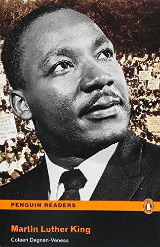 9781405879187: Peguin Readers 3:Martin Luther King Book & CD Pack: Level 3 (Penguin Readers (Graded Readers))