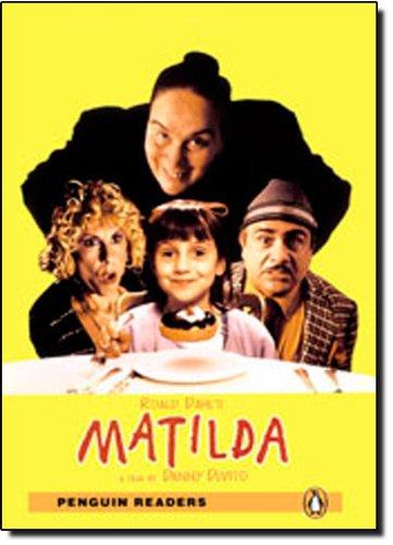9781405879194: Peguin Readers 3:Matilda Book & CD Pack: Level 3 (Penguin Readers (Graded Readers)) - 9781405879194