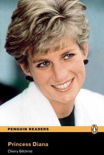 9781405879279: Princess Diana Book/CD Pack: Level 3 (Penguin Readers (Graded Readers))