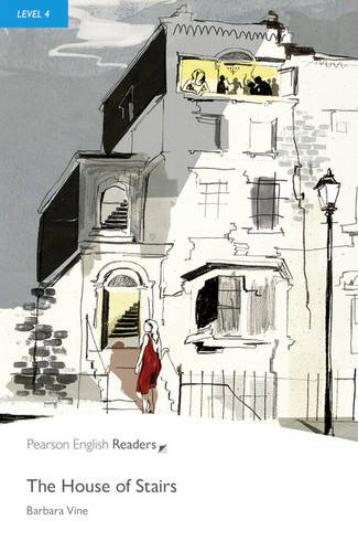 9781405879620: Penguin Readers 4: House of Stairs, The Book & CD Pack: Level 4 (Pearson English Graded Readers)