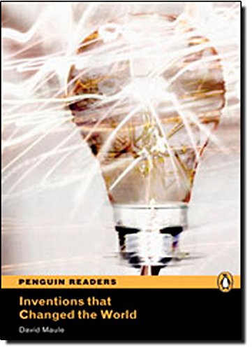 Inventions That Changed the World Book/CD Pack: Level 4 (Penguin Readers (Graded Readers)) (1405879637) by [???]