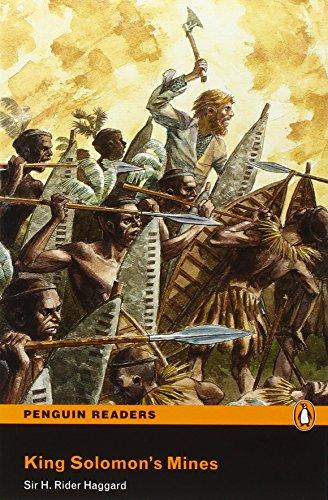 9781405879644: King Solomon's Mines: Level 4 (Penguin Readers (Graded Readers))