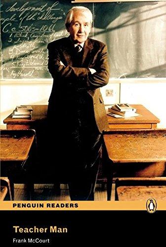 9781405879774: Peguin Readers 4:Teacher Man Book & CD Pack: Level 4 (Penguin Readers (Graded Readers))
