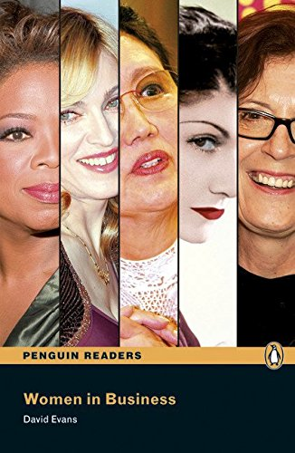9781405879804: Peguin Readers 4:Women in Business Book & CD Pack: Level 4 (Penguin Readers (Graded Readers))