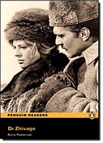 9781405879873: Peguin Readers 5:Dr Zhivago Book & CD Pack: Level 5 (Penguin Readers (Graded Readers)) - 9781405879873