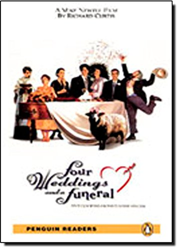 9781405879897: Four weddings and a funeral + CD