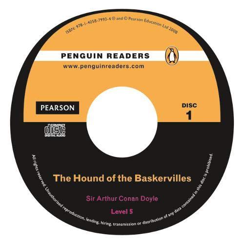 9781405879934: Peguin Readers 5:Hound of the Baskervilles, The Book & CD Pack: Level 5 (Penguin Readers (Graded Readers)) - 9781405879934