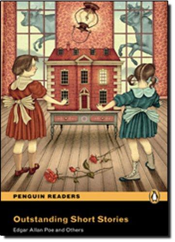 9781405880008: Peguin Readers 5:Outstanding Short Stories Book & CD Pack: Level 5 (Penguin Readers (Graded Readers)) - 9781405880008