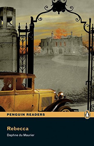 9781405880077: Peguin Readers 5:Rebecca Book & CD Pack: Level 5 (Penguin Readers (Graded Readers)) - 9781405880077