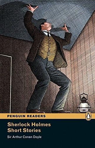 9781405880107: Sherlock Holmes Short Stories Book/CD Pack: Level 5 (Penguin Readers (Graded Readers))