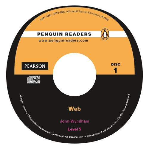 9781405880220: PLPR5:Web Bk/CD pack (Penguin Readers (Graded Readers))