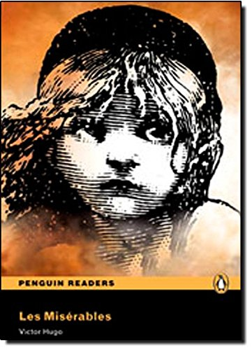 9781405880374: Peguin Readers 6:Les Miserables Book & CD Pack: Level 6 (Penguin Readers (Graded Readers))
