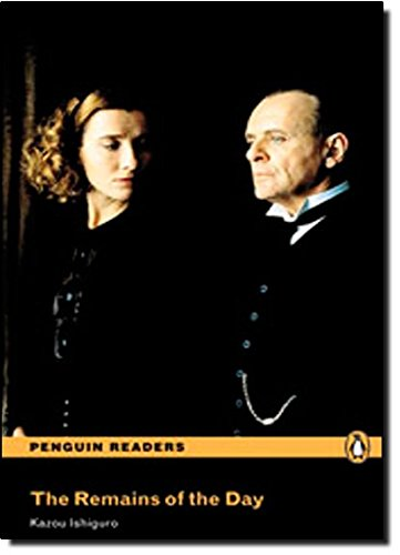 9781405880442: PLPR6:Remains of the Day Bk/CD Pack: Level 6 (Penguin Readers (Graded Readers))