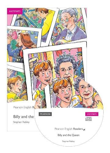 9781405880558: Easystart: Billy and the Queen Book and CD Pack: Easystarts (Pearson English Graded Readers)