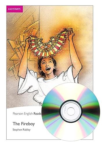 9781405880572: Plpres Fireboy Book & CD (Pearson English Readers, Easystart)